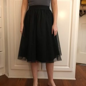Soprano tulle ballet skirt Size small